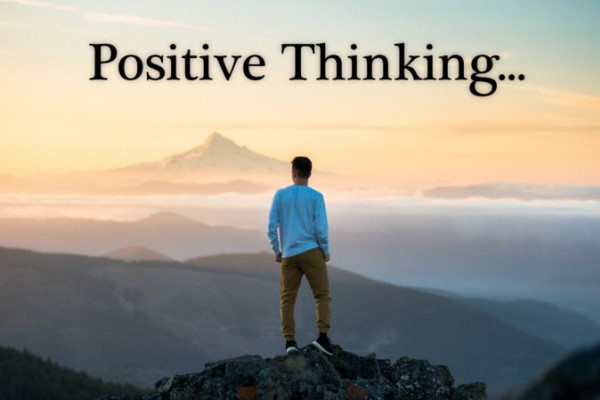 How Can I Train My Mind To Think Positive
