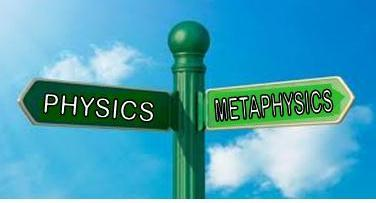 What is the difference between physics and metaphysics