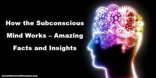 How does the subconscious mind work.